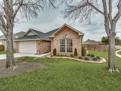 Lewisville Single Family Home Active Option Contract: 2065 Kenny Court