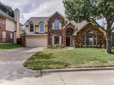 Mckinney Single Family Home For Sale: 5012 Bryn Mawr Drive