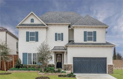 Frisco Single Family Home For Sale: 6105 Norwood Drive