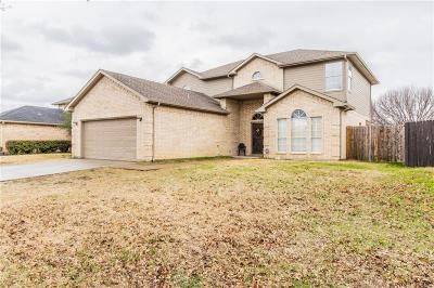 Grand Prairie Single Family Home Active Option Contract: 4450 Harpers Ferry Drive