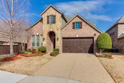 Frisco Single Family Home For Sale: 2818 Hollowbrook Lane