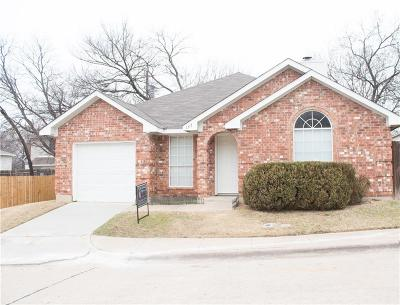 Duncanville Single Family Home Active Option Contract: 137 Brookside Drive
