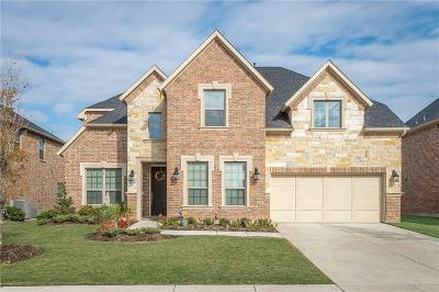 Prosper Single Family Home For Sale: 2930 Clearwater Drive