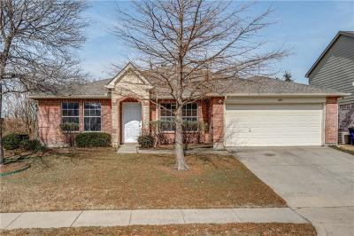 Little Elm Residential Lease For Lease: 609 Alcove Drive