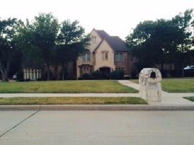 Cedar Hill Single Family Home For Sale: 1307 Sunset Ridge Circle