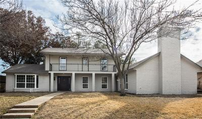 Plano Single Family Home For Sale: 2320 Williams Way
