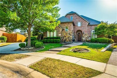 Prosper Single Family Home For Sale: 700 Willowgate Drive