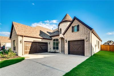 Rockwall Single Family Home For Sale: 1021 Pleasant View Drive