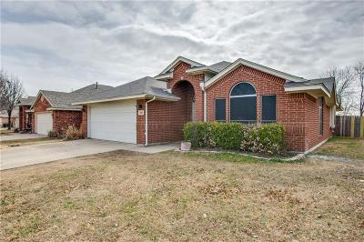 Single Family Home For Sale: 7458 Brittany Place