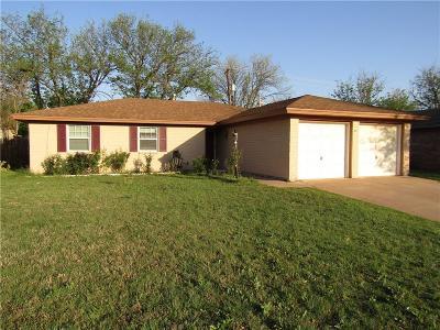 Abilene Single Family Home For Sale: 3110 Wyndrock Drive