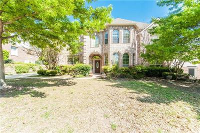 Mckinney Single Family Home For Sale: 2506 Cayenne Drive