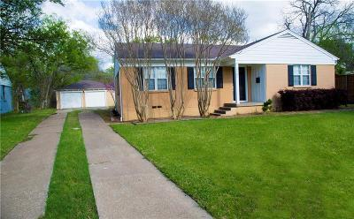 Single Family Home For Sale: 3767 La Joya Drive