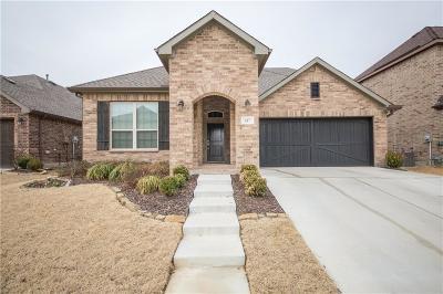 Single Family Home For Sale: 617 Fenceline Drive