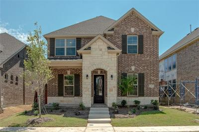 Mckinney Single Family Home For Sale: 5017 Basham Lane