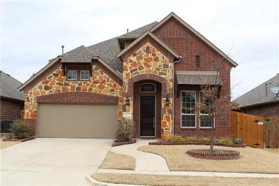 Mckinney Single Family Home For Sale: 10872 Leesa Drive