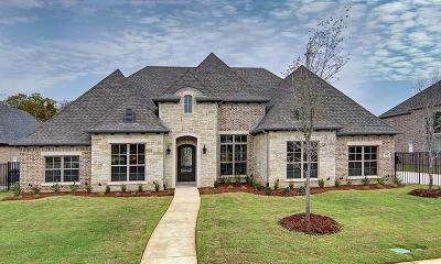 Southlake Single Family Home For Sale: 208 Montrose Lane