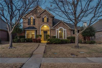 Irving Single Family Home Active Option Contract: 307 Andre Drive