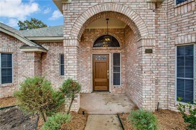 Allen Single Family Home Active Option Contract: 660 Autumn Oaks Drive