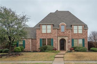Allen Single Family Home For Sale: 1702 Edinburg Court