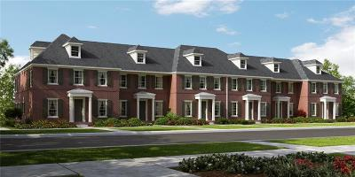 Frisco Townhouse Active Contingent: 3994 Cotton Gin Road