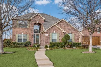 Frisco Single Family Home For Sale: 7422 Daffodil Way