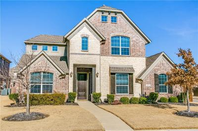 Frisco Single Family Home For Sale: 14012 Badger Creek Drive