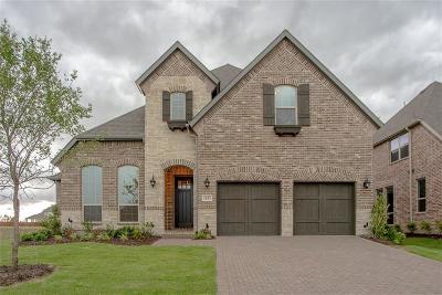 Prosper Single Family Home For Sale: 1651 Oakcrest Drive