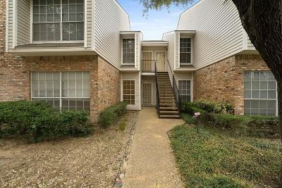 Dallas, Fort Worth Condo For Sale: 12921 Abrams Road #707