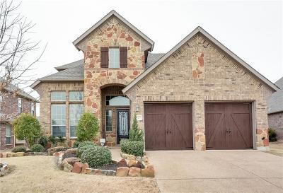 Frisco Single Family Home For Sale: 12445 Pleasant Hill Lane