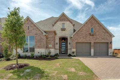Prosper Single Family Home For Sale: 1661 Oakcrest Drive
