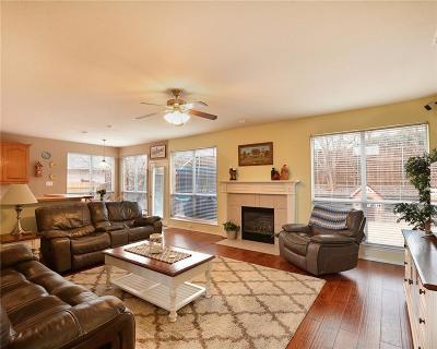 Arlington Single Family Home For Sale: 6206 Parkside Drive