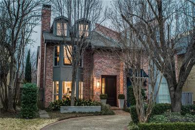 Single Family Home For Sale: 3421 Asbury Street