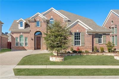 Little Elm Single Family Home For Sale: 13921 Signal Hill Drive