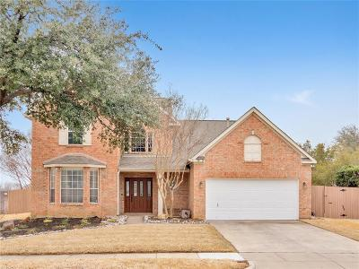 Single Family Home For Sale: 7663 Arcadia Trail
