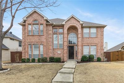 Carrollton Single Family Home For Sale: 1420 Meadow Vista Drive
