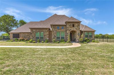 Burleson Single Family Home For Sale: 10604 Kyle Circle