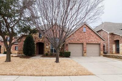 Flower Mound Single Family Home Active Option Contract: 3313 Leanne Drive