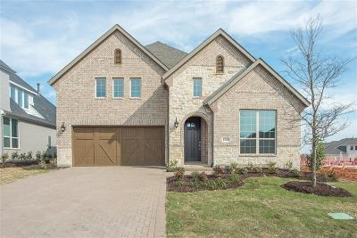 Prosper Single Family Home For Sale: 1650 Pebblebrook Lane