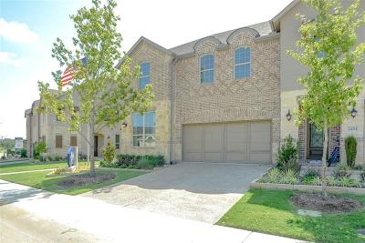 Lewisville Townhouse For Sale: 2456 King Arthur