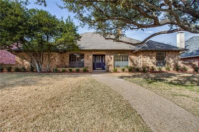 Plano Single Family Home For Sale: 1809 Carmel Drive