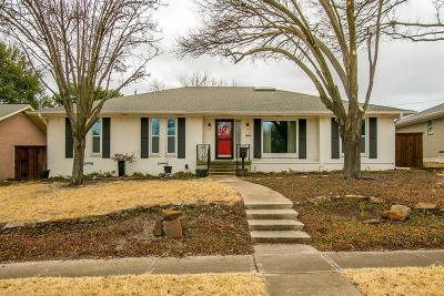 Richardson Single Family Home For Sale: 405 Brook Glen Drive