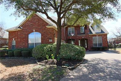 Euless Single Family Home Active Option Contract: 705 Salmon Run Court
