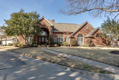 Colleyville Single Family Home Active Option Contract: 2910 Glen Dale Drive
