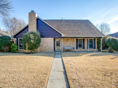 Single Family Home For Sale: 2216 Trinity Springs Drive