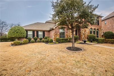 Frisco Single Family Home Active Option Contract: 2521 Brentwood Drive
