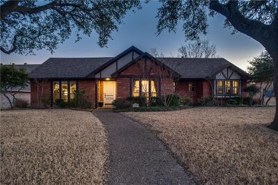 Plano TX Single Family Home Active Option Contract: $297,000