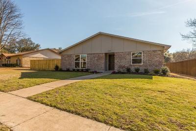 Plano Single Family Home For Sale: 1304 Natchez Drive