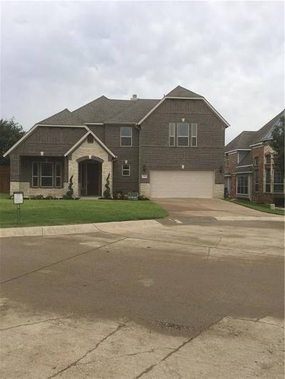 Grand Prairie Single Family Home For Sale: 3820 Club Crest