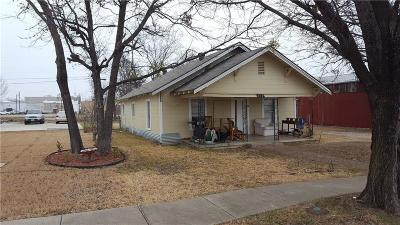 Wylie Single Family Home For Sale: 102 N Birmingham Street