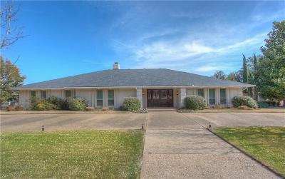 Dallas, Fort Worth Single Family Home For Sale: 3467 Sagecrest Terrace